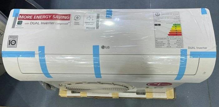 خرید انواع کولر گازی ال جی S4UW12J دوال اینورتر
