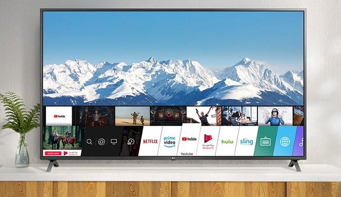 تلویزیون اسمارت 49UN7340 با سیستم عامل WebOs عرضه در بانه کالا