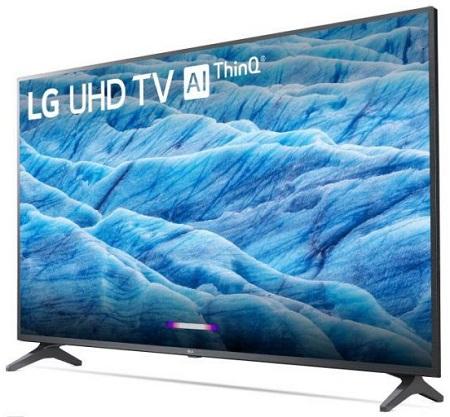 مشخصات تلویزیون ال جی um7300 بانه 24