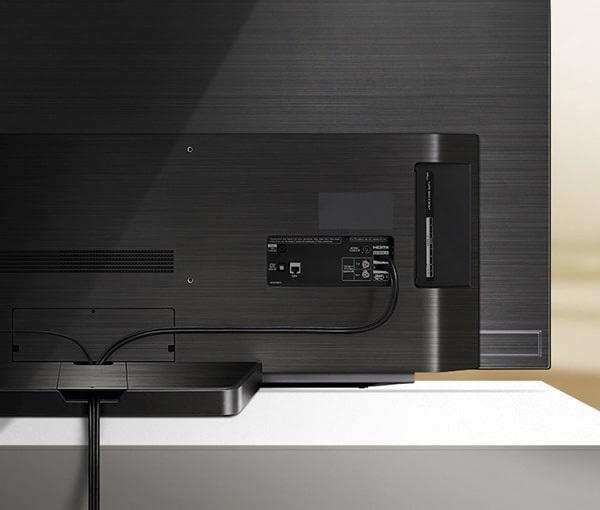 تلویزیون 55 اینچ اولد 4k ال جی 55c9 بانه 24