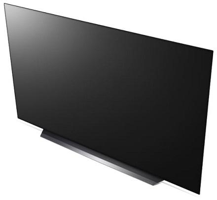 تلویزیون اسمارت 55 اینچ oled ال جی 55c9 بانه 24