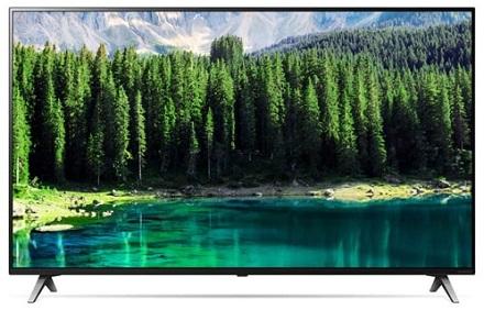 تلویزیون نانوسل 65 اینچی ال جی 55sm8500  بانه