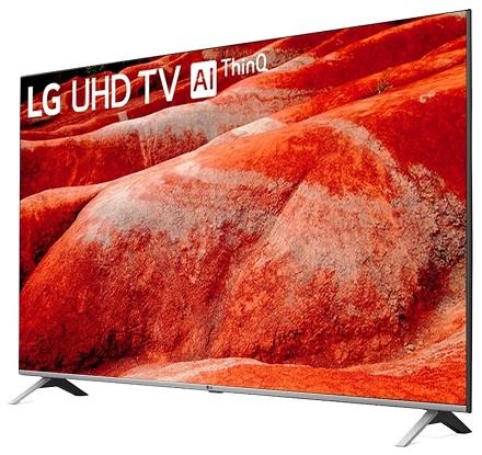 تلویزیون اسمارت 4k ال جی 65un8060 بانه کالا
