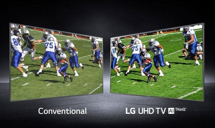 خرید ارزان تلویزیون پیشرفته ال جی از بانه کالا هور