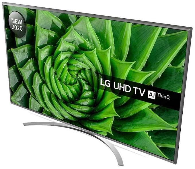قیمت تلویزیون 55UN8100 در بانه با کیفیت 4K