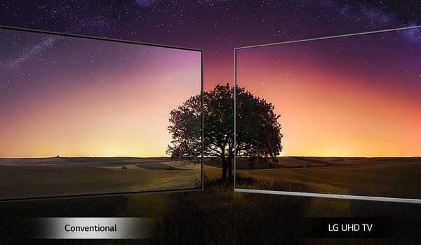 تلویزیون هوشمند 4K ال جی lg 60um7100 بانه کالا