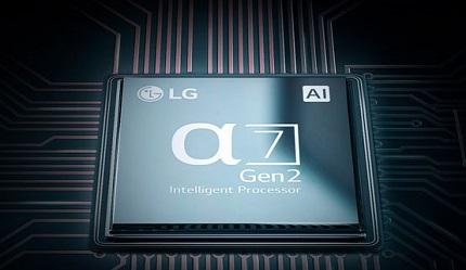 تلویزیون ال جی sm9000 با پردازنده قدرتمند a7 - بازرگانی هور - بانه