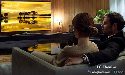 تلویزیون هوشمند ال جی - خرید از بانه baneh24