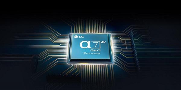lg nano86 خرید از بانه با پردازنده alpha 7