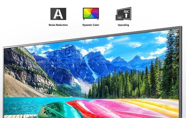 قیمت تلویزیون 4k الجی در بانه24 65un711