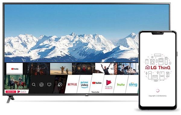 مشخصات و قیمت تلویزیون هوشمند در بانه un7240