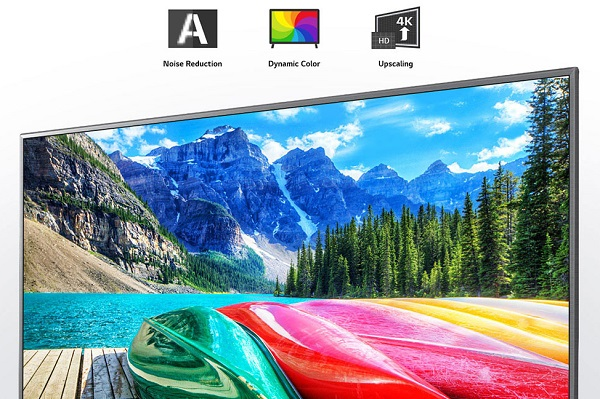 محصولات خانگی بانه کالا خرید تلویزیون led ال جی un7240