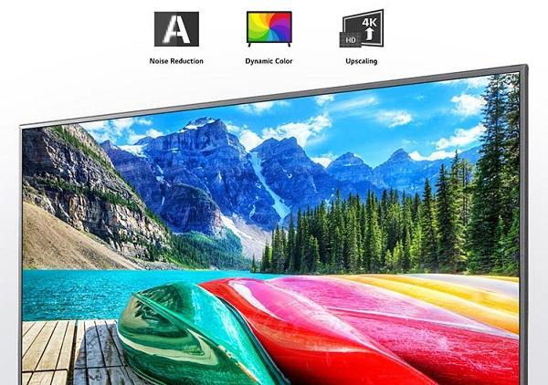 قیمت و مشخصات تلویزیون در بانه lg 55un7440