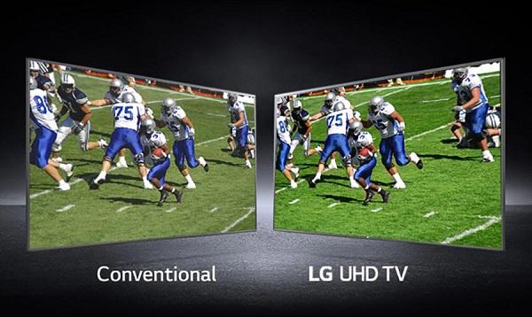 عرضه تلویزیون hdr ال جی در بانه کالا 55un7440