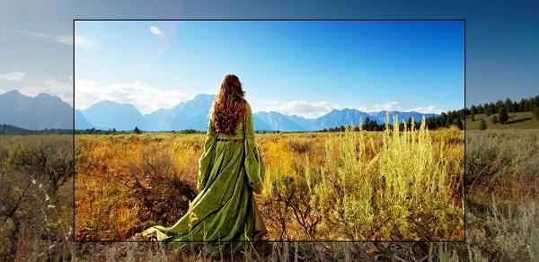 خرید تلویزیون 4K uhd از بانه کالا مدل un7440 ال جی
