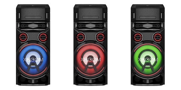 عرضه xboom on7 ال جی 500 وات در فروشگاه بانه24
