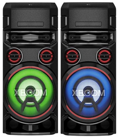مشخصات سیستم صوتی در بانه xboom on7