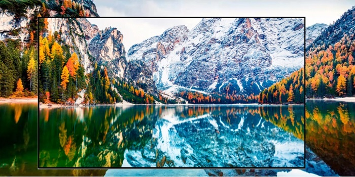 خرید ارزان تلویزیون ال جی 55UP8150 از بانه