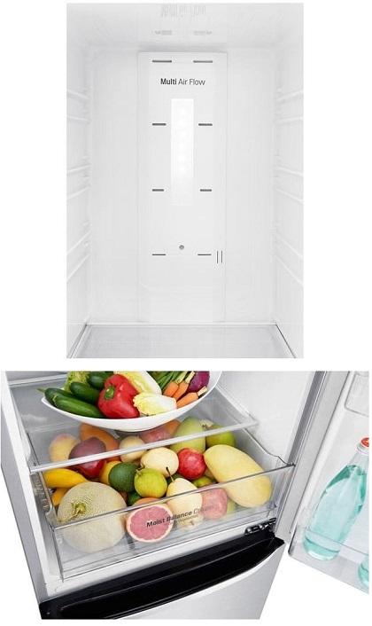 عرضه محصولات خانگی بانه - محصولات شرکت ال جی - یخچال فریزر دو در 24 فوت - خرید از BANEH
