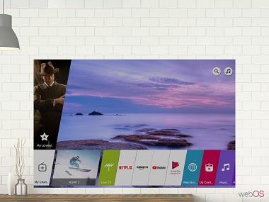 خرید تلویزیون هوشمند 4K ال جی LG مدل B8