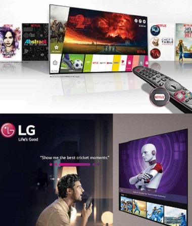 خرید ارزان تلویزیون OLED اسمارت هوشمند 4K ال جی LG مدل B8 بانه کالا