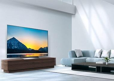 عرضه تلویزیون OLED اسمارت 4K ال جی LG B8 در بازرگانی کالا هور