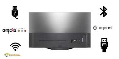 تلویزیون هوشمند 4K ال جی LG مدل B8 - بانه کالا هور