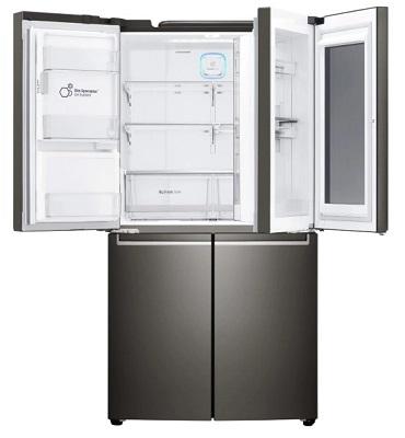 قیمت یخچال فریزر سایدبای ساید ال جی مدل x29 بانه