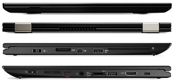 خرید لپ تاپ از بانه کالا لنوو یوگا 260 دارای هارد SSD