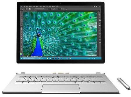 خرید لپ تاپ microsoft surface book 1 بانه