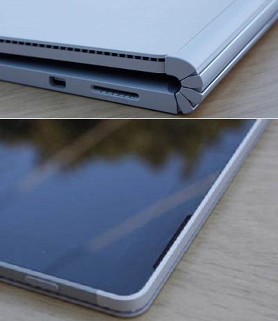 کیفیت 4k لپ تاپ microsoft surface book 1 بانه