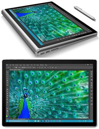 خرید ارزان لپ تاپ microsoft surface book 1 از بانه