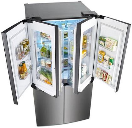 محصولات خانگی بانه - بازرگانی هور - یخچال فریزر و سرد کن