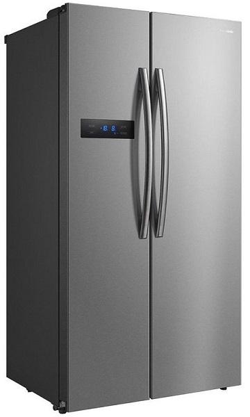 خرید انواع یخچال ساید بای ساید از بانه NR-BS60MSSA