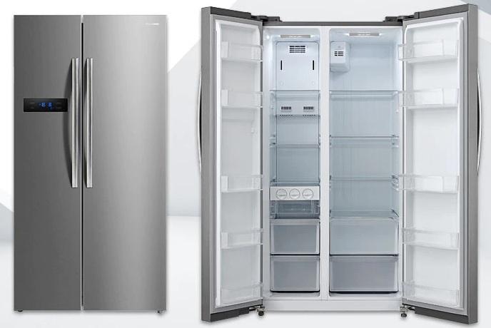 قیمت یخچال فریزر دو درب پاناسونیک در بانه کالا هور