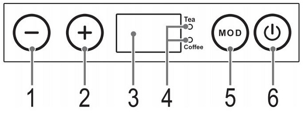 PROFI COOK PC-TKS 1056 قیمت چای ساز در بانه