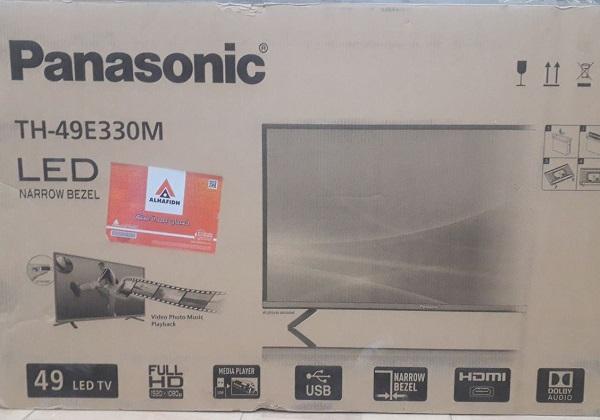 قیمت انواع تلویزیون پاناسونیک در بانه 49E330M