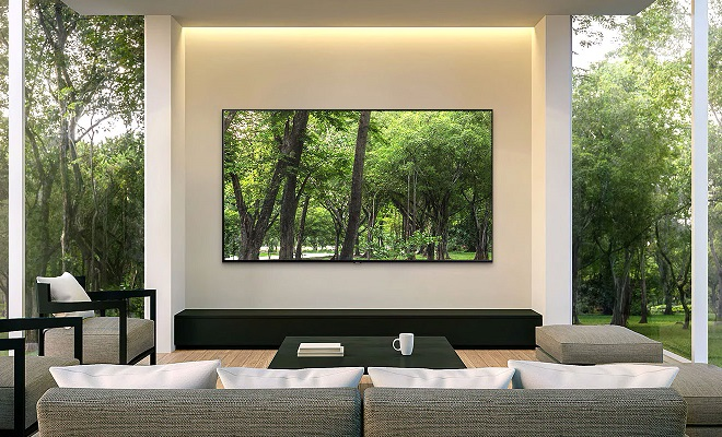 تلویزیون 65 اینچ سامسونگ مدل 65q70r بانه کالا هور
