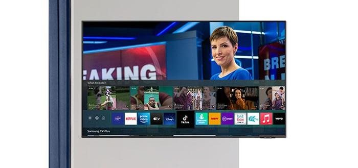 بانه کالا خرید تلویزیون هوشمند 4K HDR سامسونگ