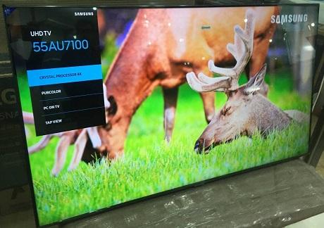 مشخصات تلویزیون 55AU7100 در بانه24
