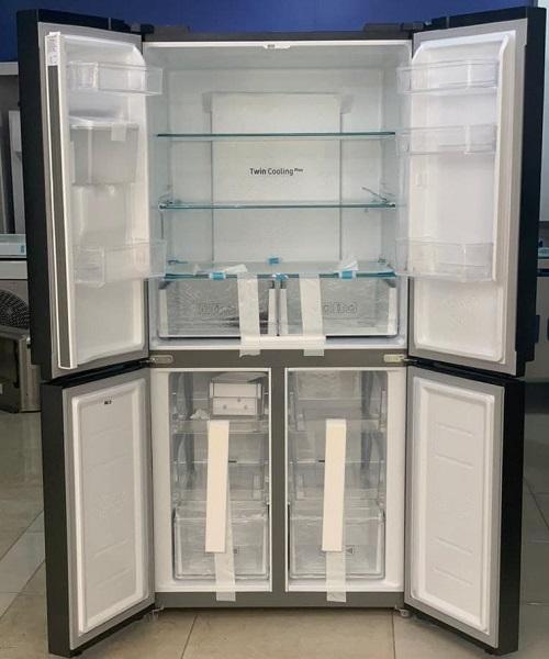 قیمت یخچال فریزر 30 فوت سامسونگ RF48 در بانه