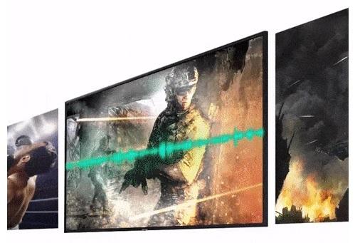 انواع تلویزیون های 65 اینچ سامسونگ در بانه24