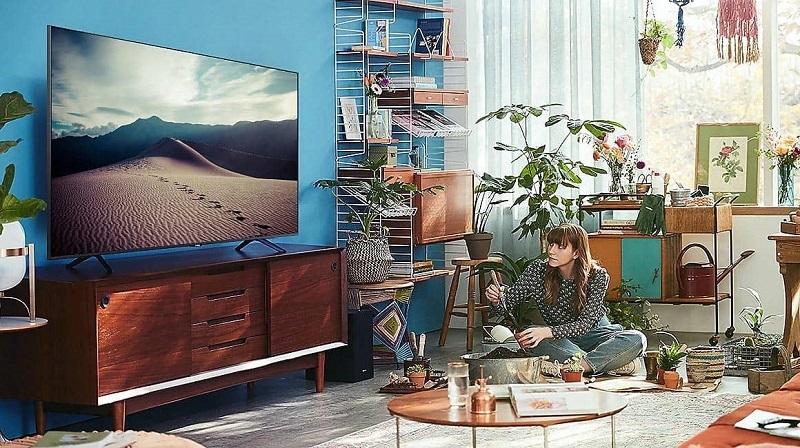 خرید تلویزیون دو کاناله 65TU8100 از بانه