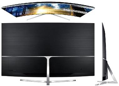 عرضه تلویزیون LED هوشمند 55 اینچ 4K سامسونگ مدل KS9500 در بازرگانی هور