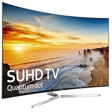 خرید ارزان و مطمین تلویزیون منحنی 4K SAMSUNG مدل KS9500 از BANEH24