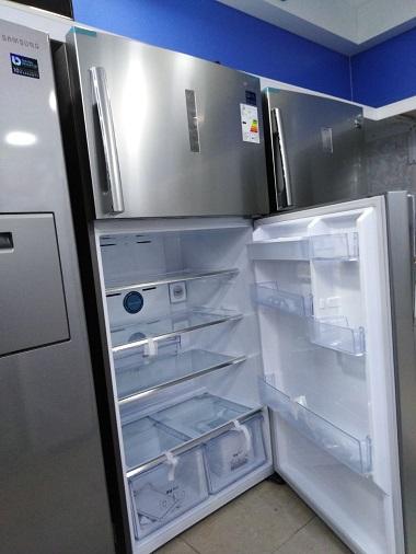 بانه کالا هور یخچال فریزر دو درب بالا و پایین 618 لیتر سامسونگ rt62 خرید ارزان به همراه خدمات پس از فروش