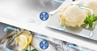 مشخصات و قیمت خرید یخچال فریزر دو درب بالا و پایین سامسونگ SAMSUNG مدل RT62