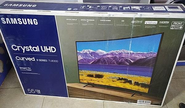 TU8300 تلویزیون هوشمند 55 اینچ 2020 بانه 24