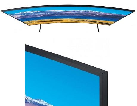 تلویزیون 4k منحنی TU8300 خرید از بانه 24