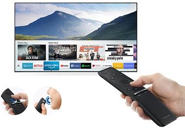 خرید تلویزیون LED هوشمند 55 اینچ UHD سامسونگ SAMSUNG 55NU8000 از بانه کالا